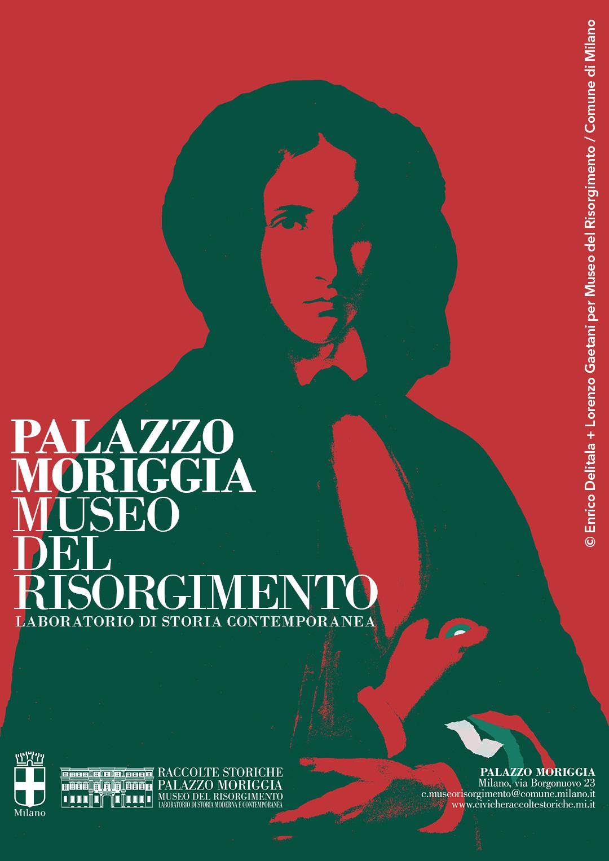 Museo del Risorgimento: Enrico Delitala Lorenzo Gaetani Museo del Risorgimento Milano Palazzo Moriggia