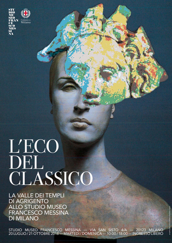 L'eco del Classico: Enrico Delitala Maddalena d'Alfonso Studio Museo Francesco Messina Agrigento Archeologia Valle dei Templi