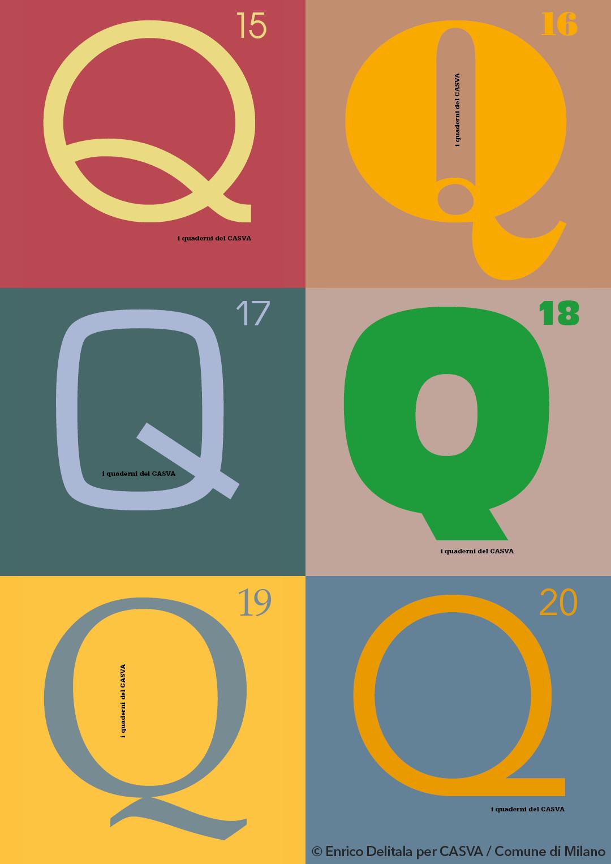 Quaderni: CASVA Enrico Delitala Tipografia Typography Maria Fratelli