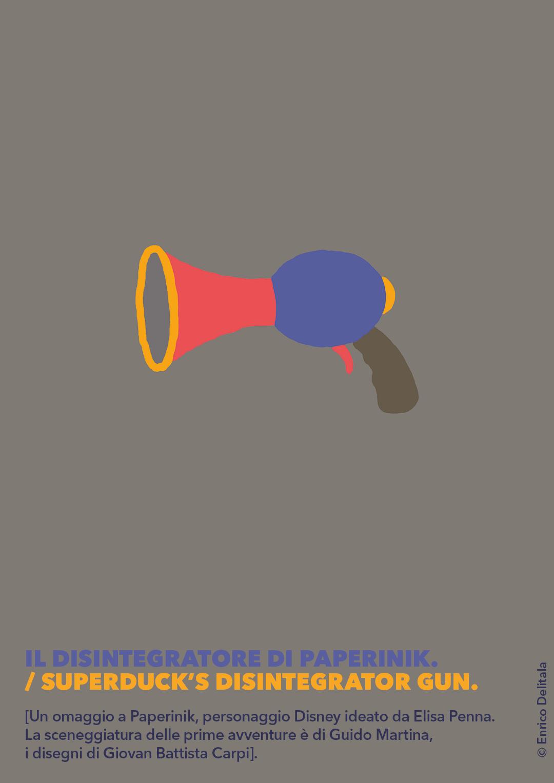 Disintegratore: Enrico Delitala Enrico Delitala illustrator